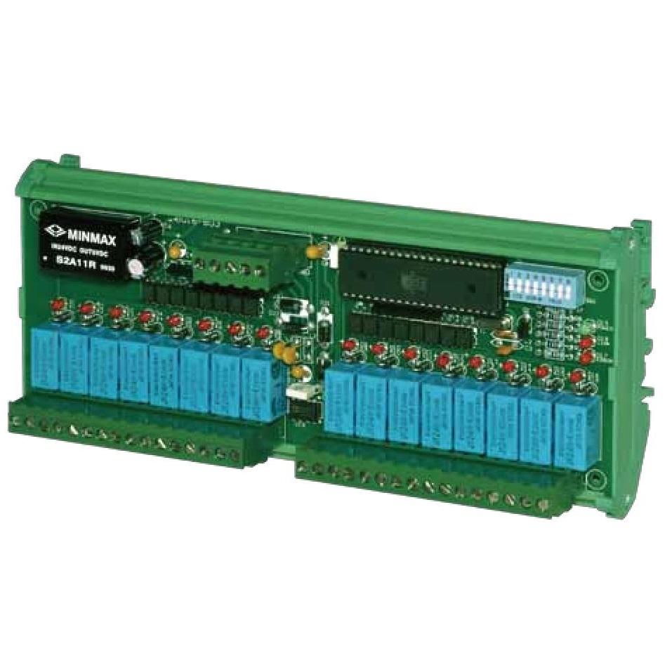 16组do模组继电器输出         继电器do模组输出控制